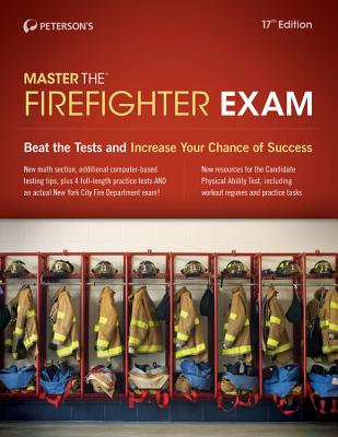 Master the Firefighter Exam By Peterson's (COR)