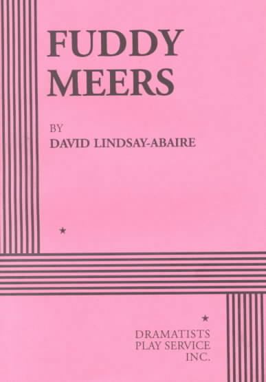 Fuddy Meers By Lindsay-Abaire, David